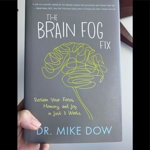The Brain Fog Fix by Dr. Mike Dow